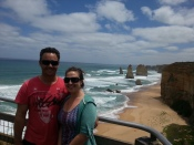 The 12 Apostles (there are only 7 left standing)